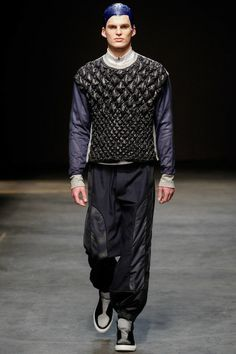James Long is featuring his Menswear Fall/Winter 2014 Collection at London Fashion Week.