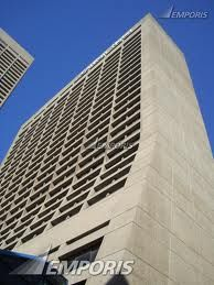 #Travel: Carlton Hotel, #Johannesburg, #SouthAfrica. This 32 storey high building is currently 'mothballed'.
