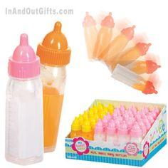 Magic Baby Doll Bottles