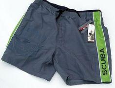 Herren Badeshorts von Scuba Badehose Slip Panty Bademode Gr. M L XXL 228330 € 12,90