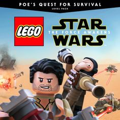 LEGO Star Wars: The Force Awakens First DLC Level Pack Features a Previously Untold Story