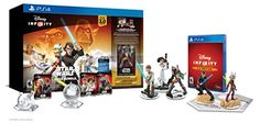 Disney INFINITY 30 Edition Star Wars Saga Bundle  PS4 >>> Check out this great product. Note:It is Affiliate Link to Amazon.