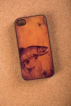 Fly Fishin' iPhone Case @Paige Howard