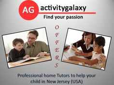 Professional home tutor to help your child in reading, writting, homework, test prep and more