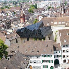 Update: Museum der Kulturen Basel / Herzog & de Meuron