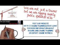 Rigging Safety Public Speaker