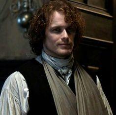 #JamieFraser #Outlander #Beautiful #Sexy Husband #ClaireFraser