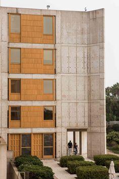 Restoration work completes on Louis Kahn's Salk Institute in California