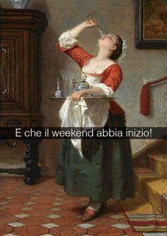 Se i quadri potessero parlare La cameriera - Wilhelm Amberg
