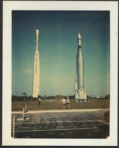 Cape Canaveral 1960