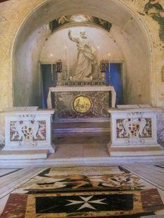 Chapel, Malta,