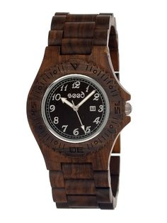 Seed Watches Seed Phloem Wooden Watch