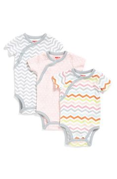 b4c919a538 Free shipping and returns on Skip Hop Bodysuits (Set of 3) (Baby Girls