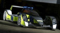 CAPARO T1....one of The world's fastest police cars