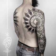 Tattoos — by Sarah Herzdame