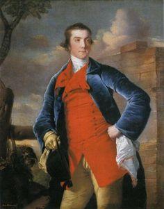 Harry Peckham, 1762-1763 - Joseph Wright