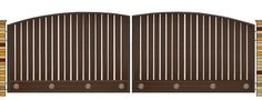 WPC gates and doors by WUDLON