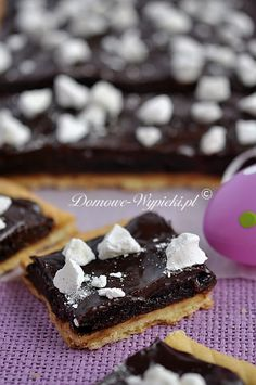 Polish Recipes, Polish Food, Happy Easter, Sweet Treats, Food And Drink, Cooking Recipes, Tasty, Altered Books, Anna