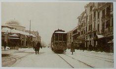 Thessaloniki, Macedonia, Public Transport, Transportation, Greece, Street View, Outdoor, Historia, Greece Country