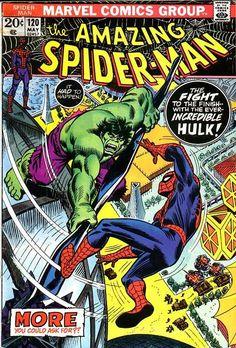 The Amazing Spider-Man (Vol. 1) 120 (1973/05)