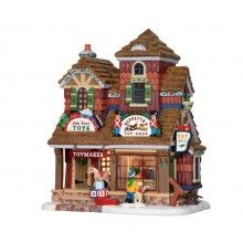 Lemax - Geppetto'S Toy Shop, B/O Led Light