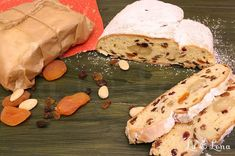 Stollen - cozonac german traditional, pas cu pas si POZE - LaLena.ro Loaf Cake, Marzipan, German, Dairy, Cheese, Traditional, Food, Deutsch, German Language