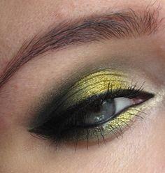 magnetizing green & gold