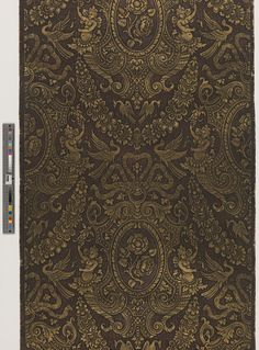 Wallpaper | A. H. Davenport Co. (American furniture manufactory, active late 19th-early 20th centuries) (Retailer) | 2001.281.125 -- Historic New England