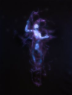 She swims in her dark heart, blinded by the false lure of the light shown to her, for it does not cast shadows. Depression Art, Dark Beauty, Dark Art, Painting & Drawing, Fantasy Art, Concept Art, It Cast, Illustration, Artist