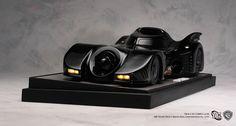 Batman Cinemaquette 1989 Batmobil 74 cm