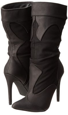 Michael Antonio Makoto. These sexy booties are just the right pair for that dress you've been eyeing. Head over and grab a pair while the SALE is still there! :D