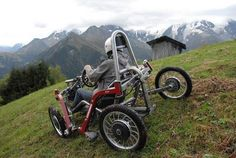 Swincar Spider off-road 4x4 electric vehicle  , - ,   With Swincar Spi...