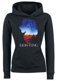 Kings World - Trui met capuchon van The Lion King