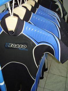 Unsere Leihausrüstung für Eure Tauchgänge .... vom Atemregler bis zum technischen Equipment.