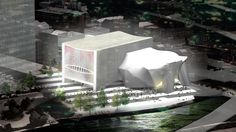 OMA gets green light for £110 million arts centre in Manchester