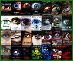 Benzer film afişleri. göz