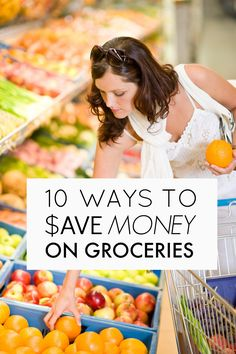 How To Save Money On Groceries: Our 15 Top Tips  M: I like the idea of listening to your own music. I would be fast-paced, angry shopping if I did that, plus it would be a lot of fun.
