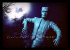 Frankenstein's Monster  5X7 fine art print by InanimateLife, $12.00