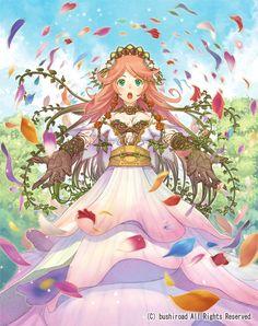 Maiden Of Blossom Rain, Neo Nectar, vanguard