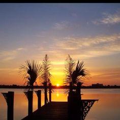 Siesta Key Sunrise - 4/1/12 - Taken by Charlie Garrett.