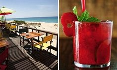 Ilha do Arroz beach restaurant