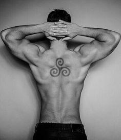 Derek Hale tattoo