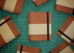 """Plain-3. Your handy notes for your fast paced life. Yes. It is refillable it is reliable. . . Kini akun official line kami berubah menjadi '@hibrkraft' (pakai @). Add @hibrkraft (please use """"@"""") di LINE kamu atau chat langsung untuk pemesanan order pricelist dan katalog! Selain itu kami juga akan post info dan trivia menarik seputar dunia penulisan journalling sketch dan lainnya :) . . #journal #productphotography #handicraft #leather #bukuunik #travelnote #photography #bookbinding…"""