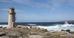 03810 Faro de Punta de la Barca (Muxía) / Galicia / Faros / Guías / Portada - Guias Masmar
