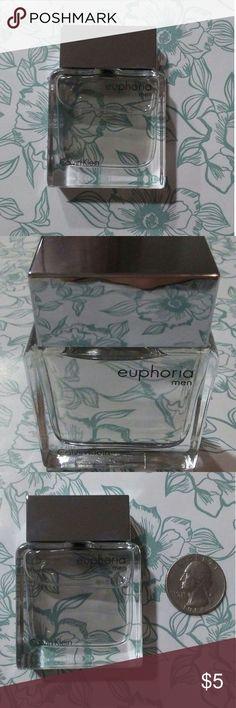 Men's Calvin Klein Euphoria Cologne Sample size!!!! Never used! :) Calvin Klein Other