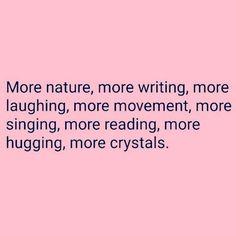 #selflove #crystals #metime