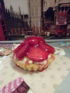 Tort si prajituri Andrea : Tarte cu capsune