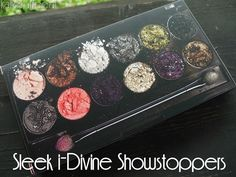 Sleek i-Divine Showstoppers