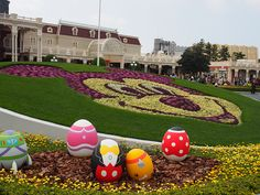 Cutest Disney Easter eggs!