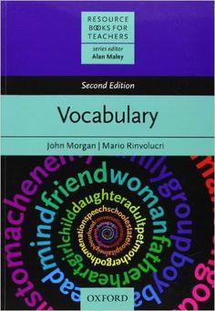 Vocabulary: Resource Book for Teachers: Amazon.de: John Morgan, Mario Rinvolucri: Fremdsprachige Bücher